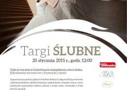 Zaproszenie na Targi Ślubne w Przemyślu