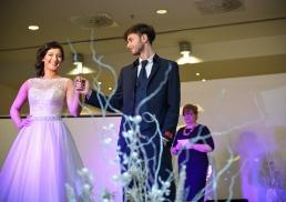 Pokaz kolekcji IGAR na Targach Ślubnych w Przemyślu