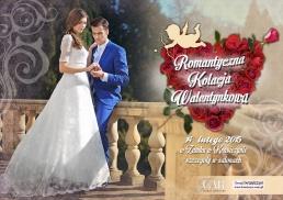 """Konkurs """"Romantyczna Kolacja Walentynkowa"""""""